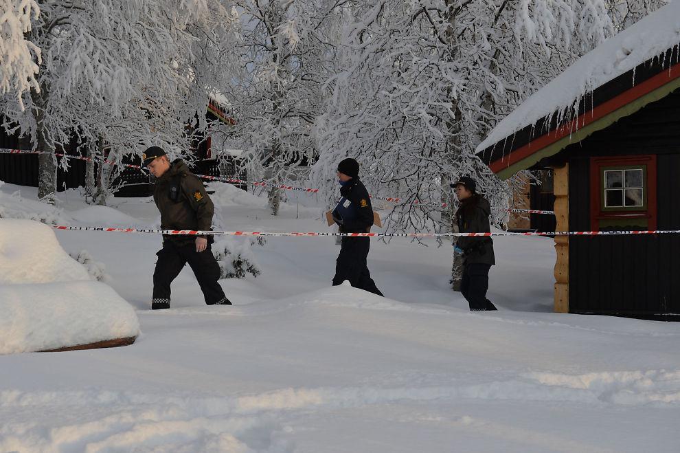 <p>TROLIG AVMAGRING: En 13 år gammel jente ble funnet død i en hytte på nyttårsaften.</p>