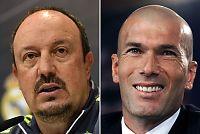 Zidane erstatter Benitez: – En følelsesladet dag