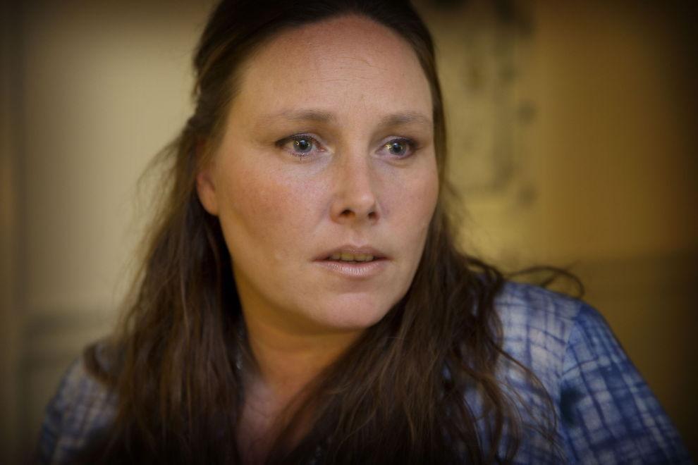 <p>KJEMPER MOT MOBBING: Odins mamma, Katrine Olsen Gillerdalen, har siden sønnens død engasjert seg i hvordan mobbing kan forebygges. Foto: Mattis Sandblad/VG</p>