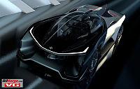 Omgitt av mystikk, endelig vist: Her er fremtidens elbil