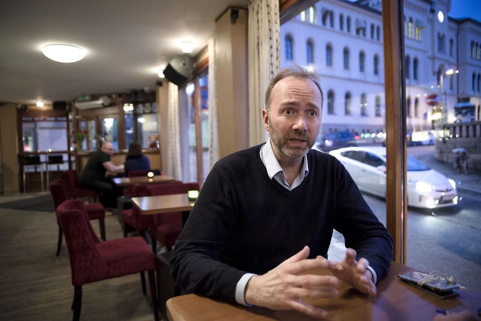 <p>MOBBE-TILTAK: Ap-nestleder Trond Giske mener fem raske tiltak må iveksettes for å hindre mobbing på norske skoler.</p>