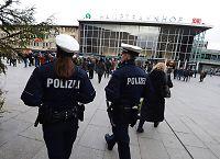 Michelle (18) om hendelsen på nyttårsaften i Köln: – Mennene var fulle av sinne