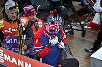 Finn Hågen Krogh gråt etter å ha mistet skiene