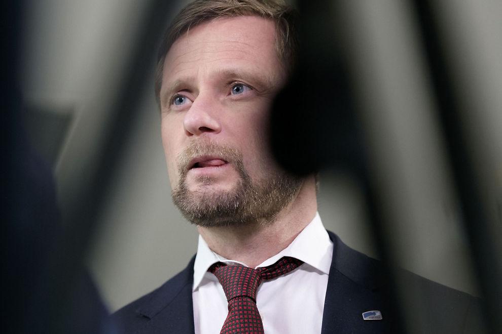 <p>TILTAK: Helse- og omsorgsminister Bent Høie (H) legger torsdag fram sin handlingsplan mot antibiotikaresistens.</p>