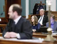 Habilitetsfloke i Høyesterett: Dommere har samme «gullpensjon» som Carl I. Hagen