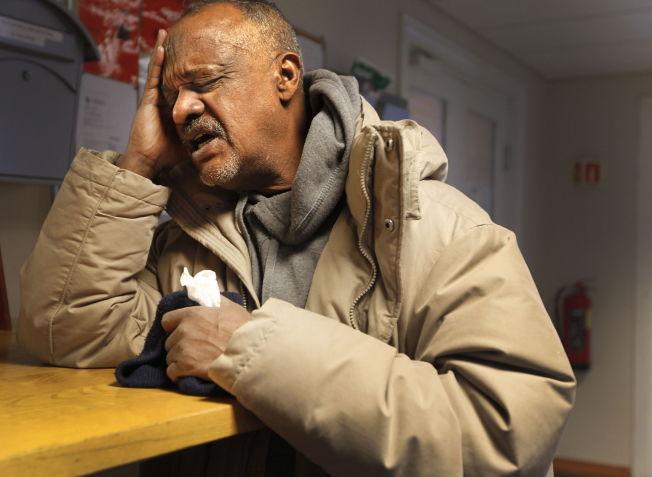<p>FORTVILET SITUASJON: Yemane Teferi (58) døde etter lang tid som asylsøker.</p>