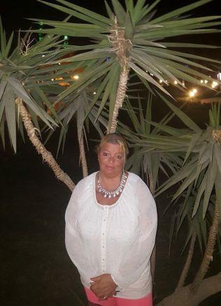 <p>SKREMMENDE: Mai-Liss Johansen (43)</p>