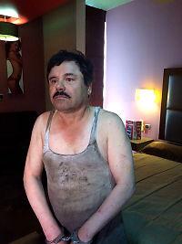 Narkokongen «El Chapo» er tatt