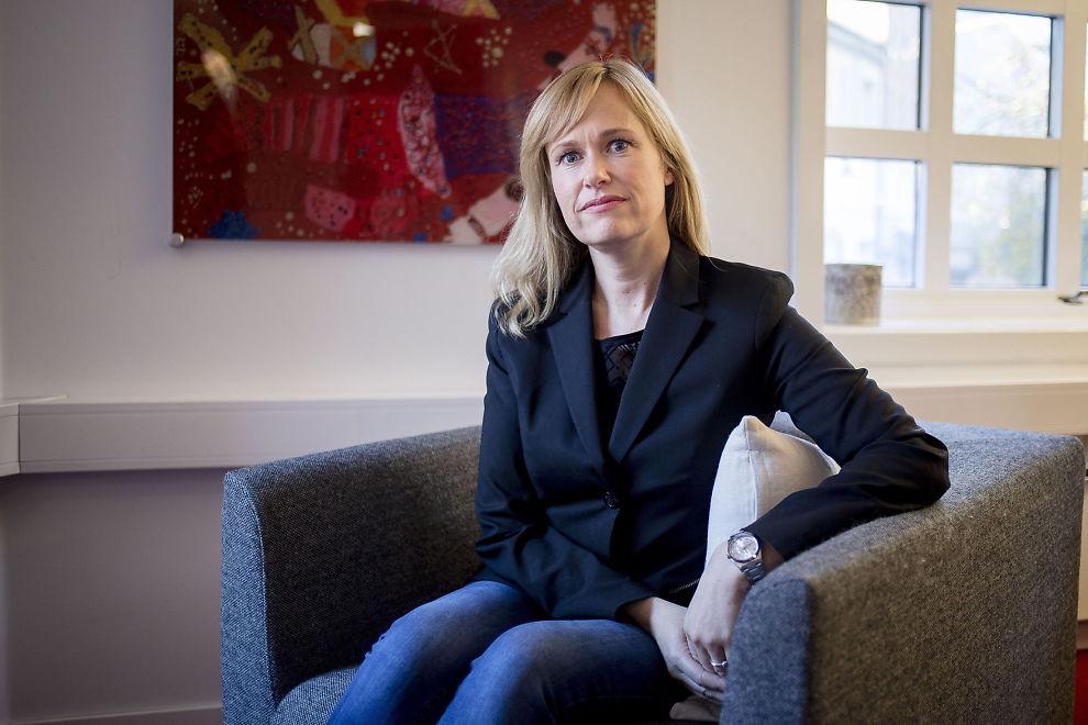 VIL HA UNDERSØKELSE: Barneombud Anne Lindboe.