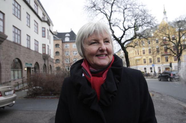 <p>– ER HABIL: Fylkesmann Valgerd Svarstad Haugland.</p>