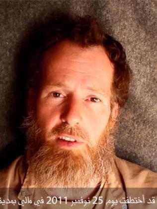 <p>SØRAFRIKANER: Stephen McGowan holdes fanget av Al Qaida.<br/></p>