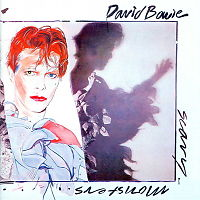 Anmeldelse: David Bowie – «Scary Monsters»