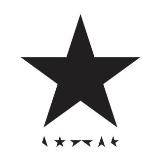<p>AVSKJEDEN: Slik ser coveret på David Bowies siste album«Blackstar» ut.</p>