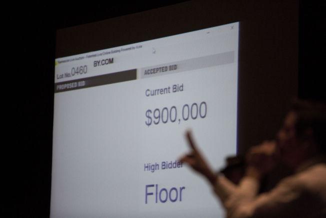 <p>STOPPET OPP: Høyeste bud på domenenavnet by.com endte opp på 900 000 dollar.</p>