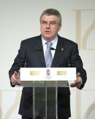 KOMMER TIL LILLEHAMMER: IOC-president Thomas Bach er en av dem Linda Hofstad Helleland etter alle solemerker vil prate med i februar.