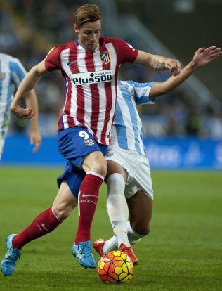 <p>KOM TILBAKE: Syv år etter overgangen til Liverpool returnerte Fernando Torres til Atletico Madrid.</p>