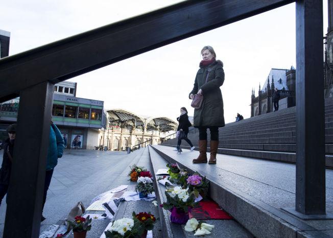 INNSKJERPELSE: Vera Just mener seksualforbrytelser må straffes hardere i Tyskland.