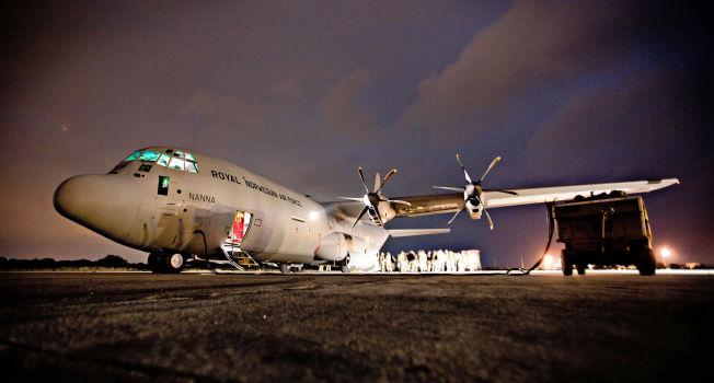 <p>MER TIL MALI?: Her er et norsk C-130 Hercules på Souda-basen i Kreta under den internasjonale militæroperasjonen mot Libya i 2011. I slutten av måneden skal mannskapene fra 335-skvadronene igjen på utenlandsoppdrag, denne gang til FN-styrken MINUSMA i Mali.<br/></p>