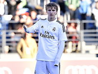 Zidane på plass da Ødegaard & co hadde målfest