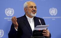 Norge, USA og EU letter sanksjoner mot Iran