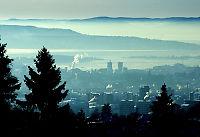 Kan være farlig for astmatiske barn å være ute i Oslo og Østfold-byer