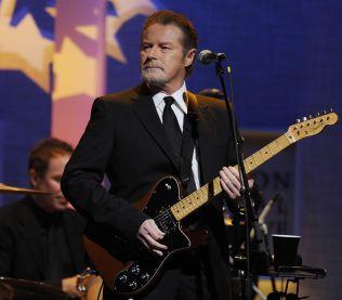 <p>I SORG: Don Henley startet bandet «Eagles» sammen med Glenn Frey tidlig på 70-tallet.</p>