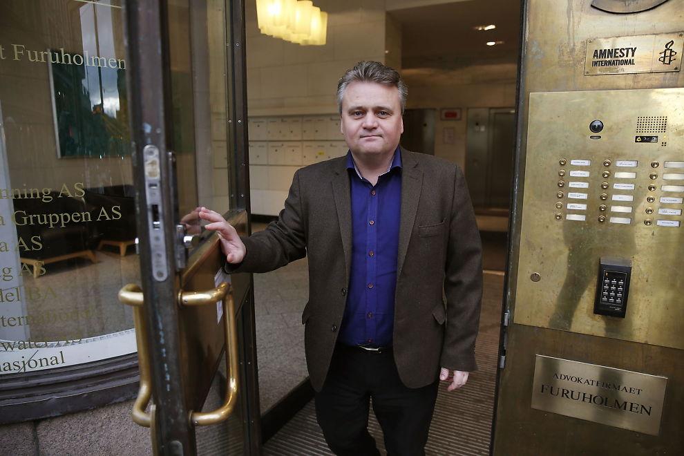 <p>PENSJONSSTRIDEN OVER?: Jørn Eggum, Fellesforbundets nye leder, har avtalt nye pensjonsregler med arbeidsgiverne.</p>