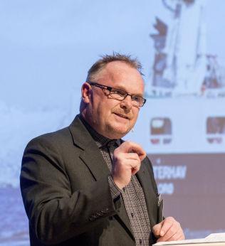 <p>VIL HA INNSPILL: Fiskeriminister Per Sandberg (Frp).<br/></p>