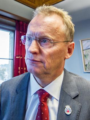 <p>BYRÅDSLEDER: Raymond Johansen i Oslo (Ap).</p>