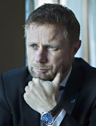 <p>HELSEMINISTER: Bent Høie (H).</p>