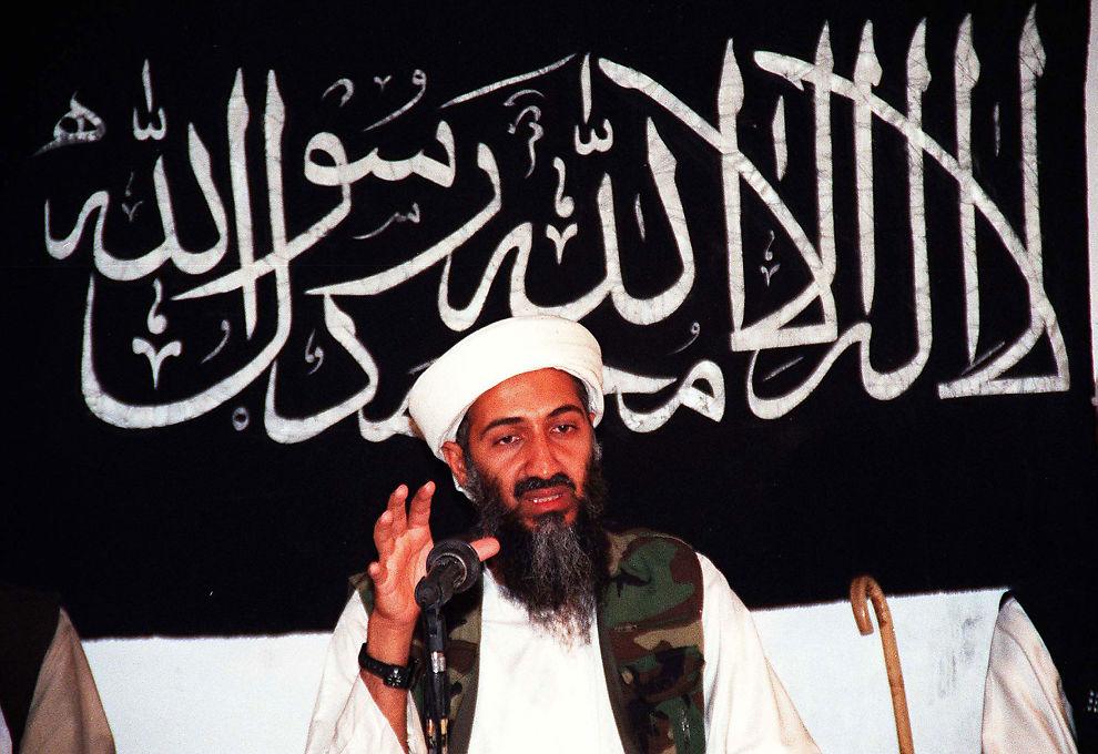 <p>DREPT AV NAVY SEALS: Al Qaida-lederen Osama bin Laden, her avbildet på et udatert bilde, ble drept av amerikanske spesialstyrker i Pakistan i 2011.</p>