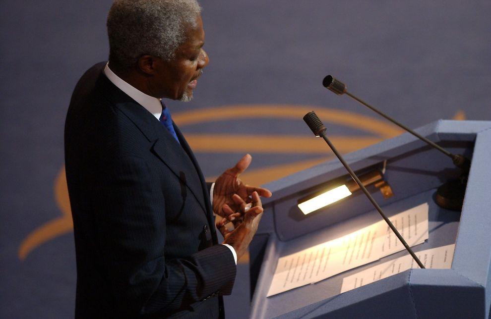 <p><b>HJELP, IKKE STRAFF:</b>– Norge bør høre på den forrige FN-generalsekretæren Kofi Annan når han sier at «krigen mot narkotika har feilet. Erfaring har lært oss at regulering, avkriminalisering og anerkjennelse av at brukere trenger hjelp, ikke straff», skriver kronikkforfatterne.</p>