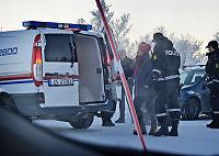 Merete kjørte asylsøkere bort fra mottaket: - Kunne ikke sitte og se på