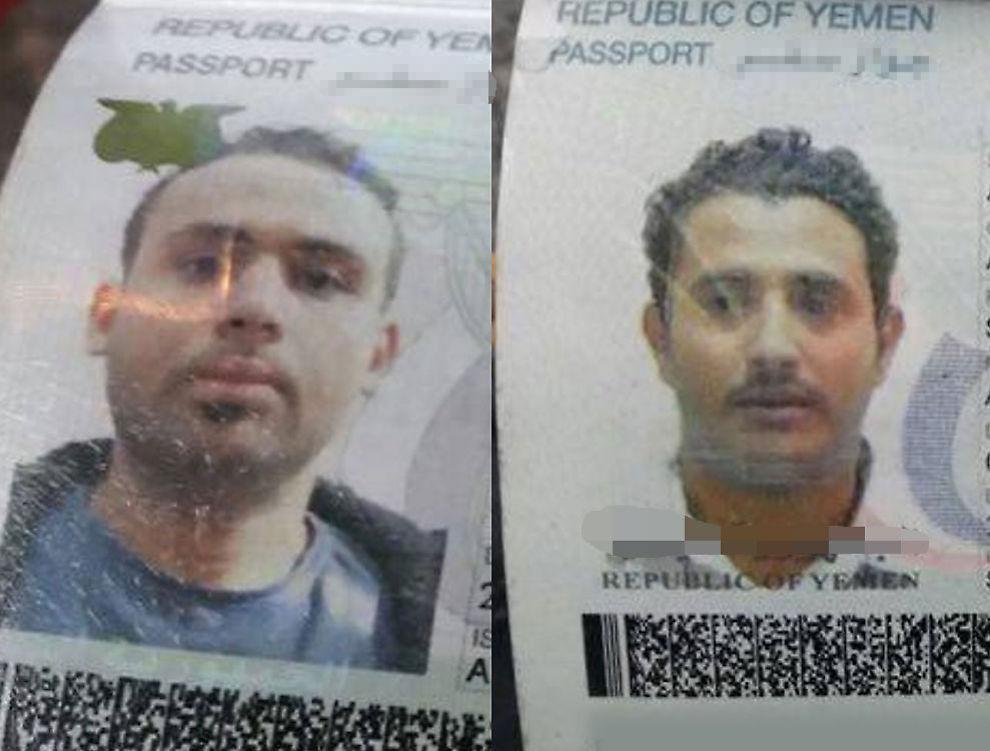 <p>SENDT UT: Abdullah og Ahmed fra Jemen forsøker nå å skaffe penger til flybillett ut av Russland. De sier at myndighetene vil utvise dem i kveld hvis de ikke kan bevise at de har billett. De to har ingen penger.</p>
