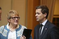 V og KrF advarer mot Russland-returer, men støtter ikke full stans