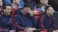 Debutant senket målløst Manchester United