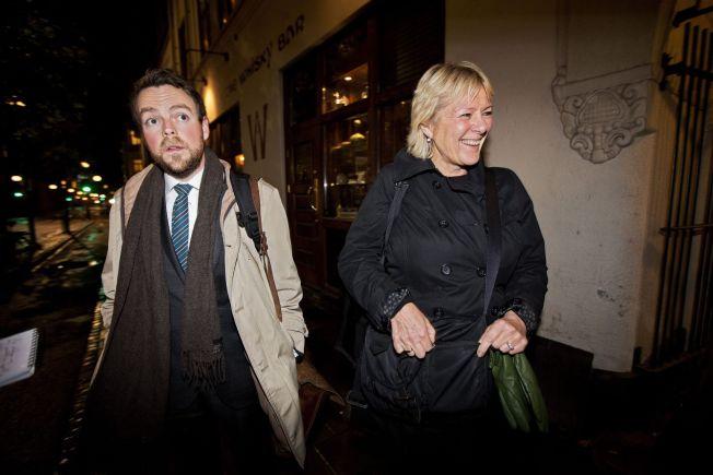 <p>GJØR SOM CLEMET: Torbjørn Røe Isaksen (H) gjør som tidligere utdanningsminister Kristin Clemet (til høyre) og innfører nye karakterkrav for å komme inn på lærerutdanningen.</p>