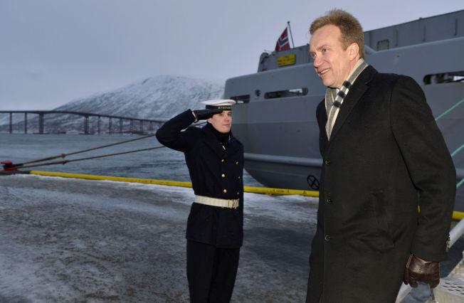 <p>GIV AKT: Børge Brende deltok mandag på den internasjonale nordområdekonferansen Arctic Frontiers i Tromsø.</p>