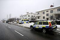 Ansatt knivdrept i flyktningbolig i Sverige