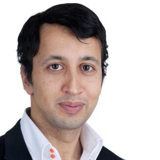 <p>ADVOKAT: Mohammad Ashan Rashid representerer mange av asylsøkerne som ble sendt til Vestleiren for uttransportering.</p>