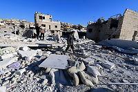 Dyp splittelse foran Syria-samtaler