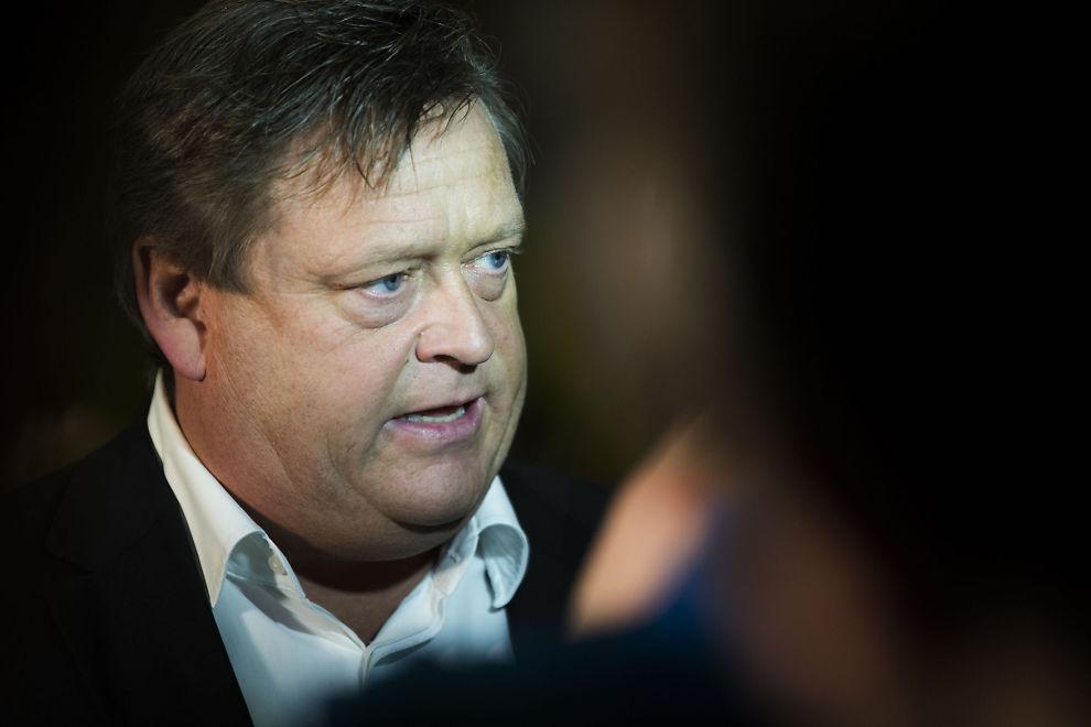 <p>Harald Tom Nesvik (Frp) fikk nei fra SSB.</p>
