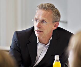 <p>LEGEFORENINGEN: Aasmund Magnus Bredeli er overlege og ansattes representant i styret for Oslo Universitetssykehus.</p>