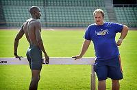 Ndures trener om treningsleir i USA: Våknet av høylytt skriking