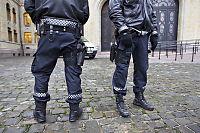 Midlertidig bevæpning av politiet opphører