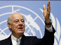 FN startet Syria-samtaler uten opposisjonen