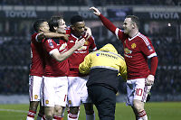 United lekte seg videre i FA-cupen