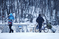 Russiske myndigheter: Falsk arbeidstillatelse fikk syrere til Norge