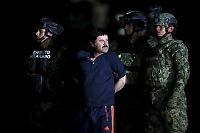 Storaksjon mot Sinaloa-kartellet i Mexico