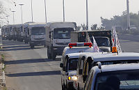 FN: Ny beleiring rammer sivile i Syria